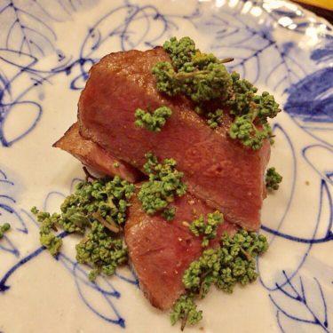 とろけるお肉~山口県産の長萩牛(ちょうしゅうぎゅう)が堪能できる銀座の日本料理やさん