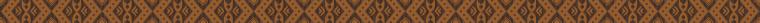 飾りライン(茶色)