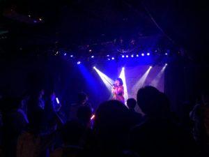 西新宿TOGI BARライブでのミーウェル