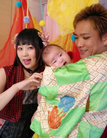 みやドンのドンさんと美弥乃静ちゃんのご出産報告