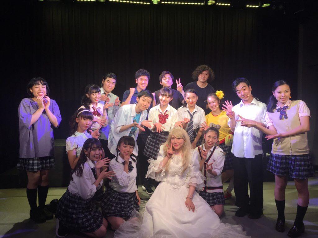 MpinK溝ノ口劇場ミュージカル2019キャスト